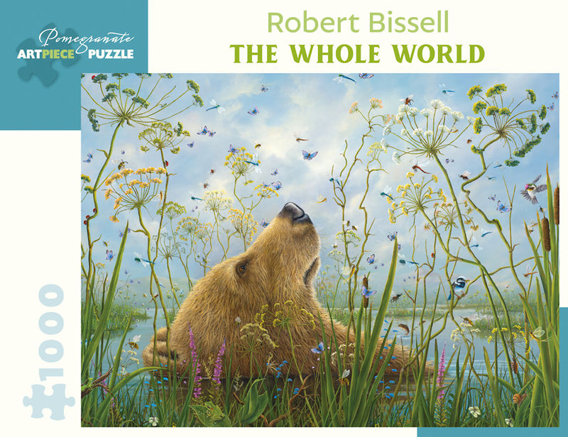 THE WHOLE WORLD - ROBERT BISSELL