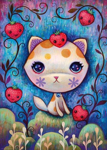 STRAWBERRY KITTY