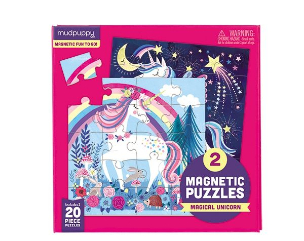 MAGICAL UNICORN / MAGNETIC FUN